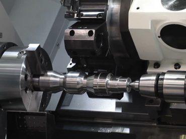 Torno CNC y Manual