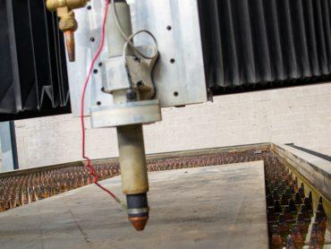 Corte con Plasma CNC